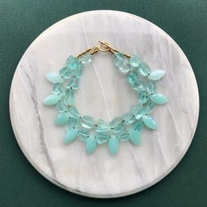 Jewelry - Mint Turquoise Chunky Collar Statement Necklace